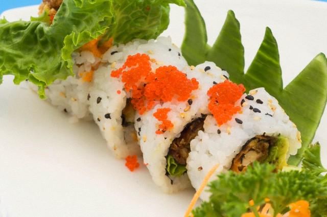Seaweeds make yummy food